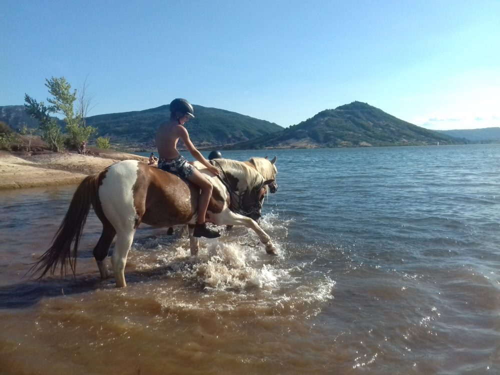 Rando ETE au Lac du Salagou
