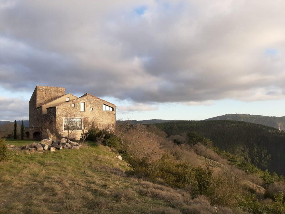 Rando Weekend au Château de La Roque