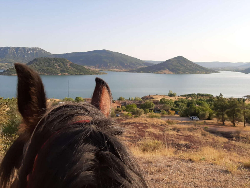 Rando Lac du Salagou (3 Jours)
